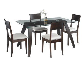 Modena Table 4 Chairs