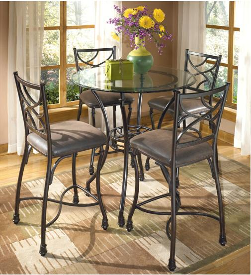 Dining room furniture for rent in Calgary Rent dining  : pubset from www.stagerightcalgary.ca size 505 x 553 jpeg 61kB